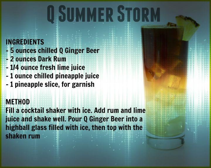 Q Summer Storm