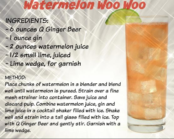 Watermelon Woo Woo
