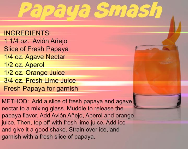 Papaya Smash