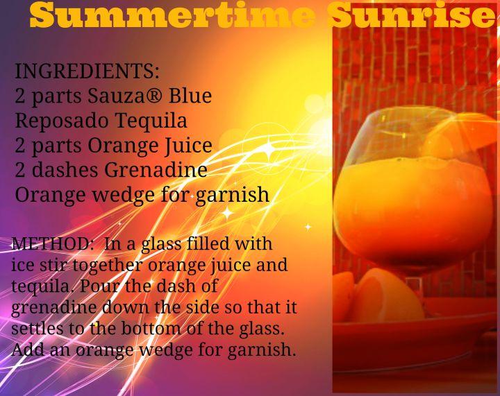 Summertime Sunrise