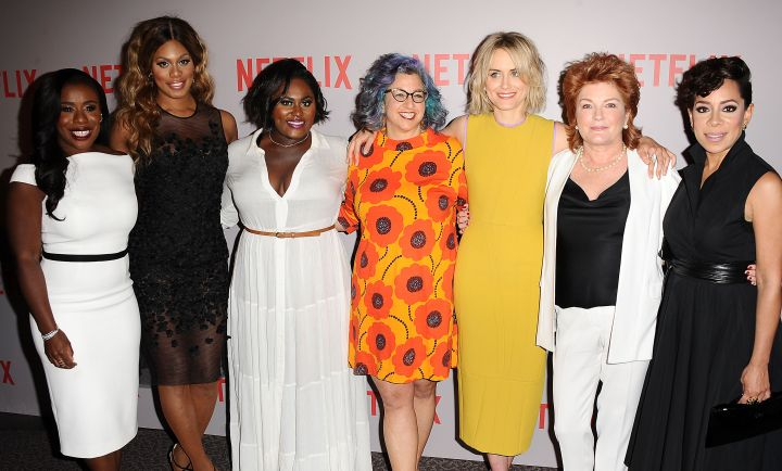 The Cast Of 'OITNB'