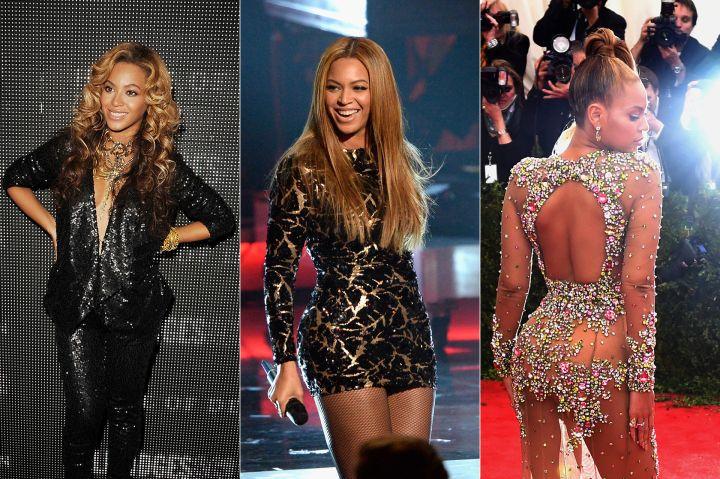 Beyonce Triplet