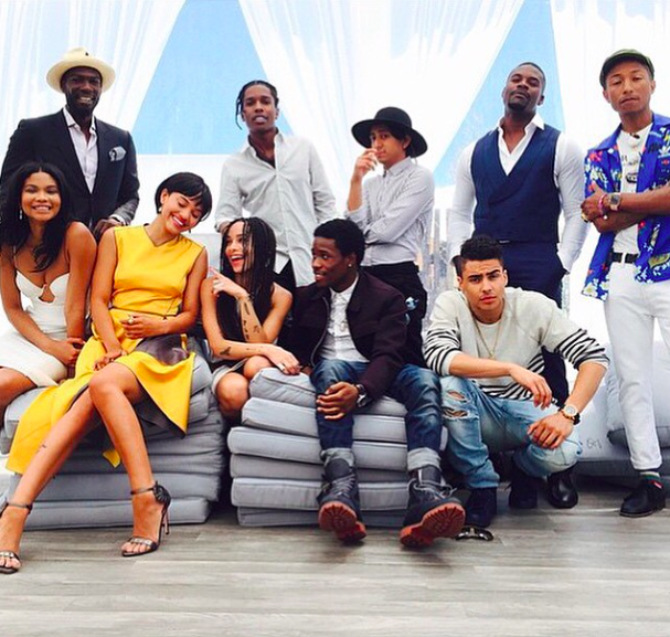 The Cast Of 'Dope'
