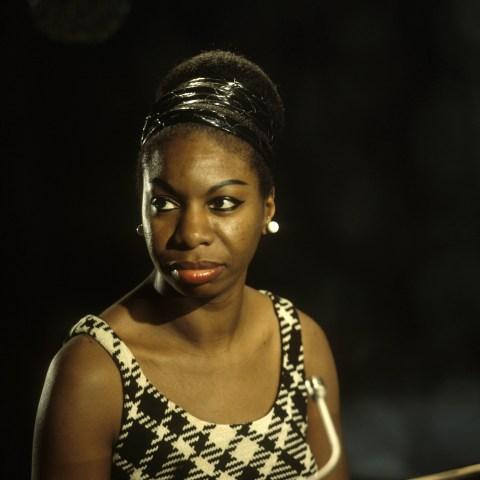 Photo of Nina SIMONE