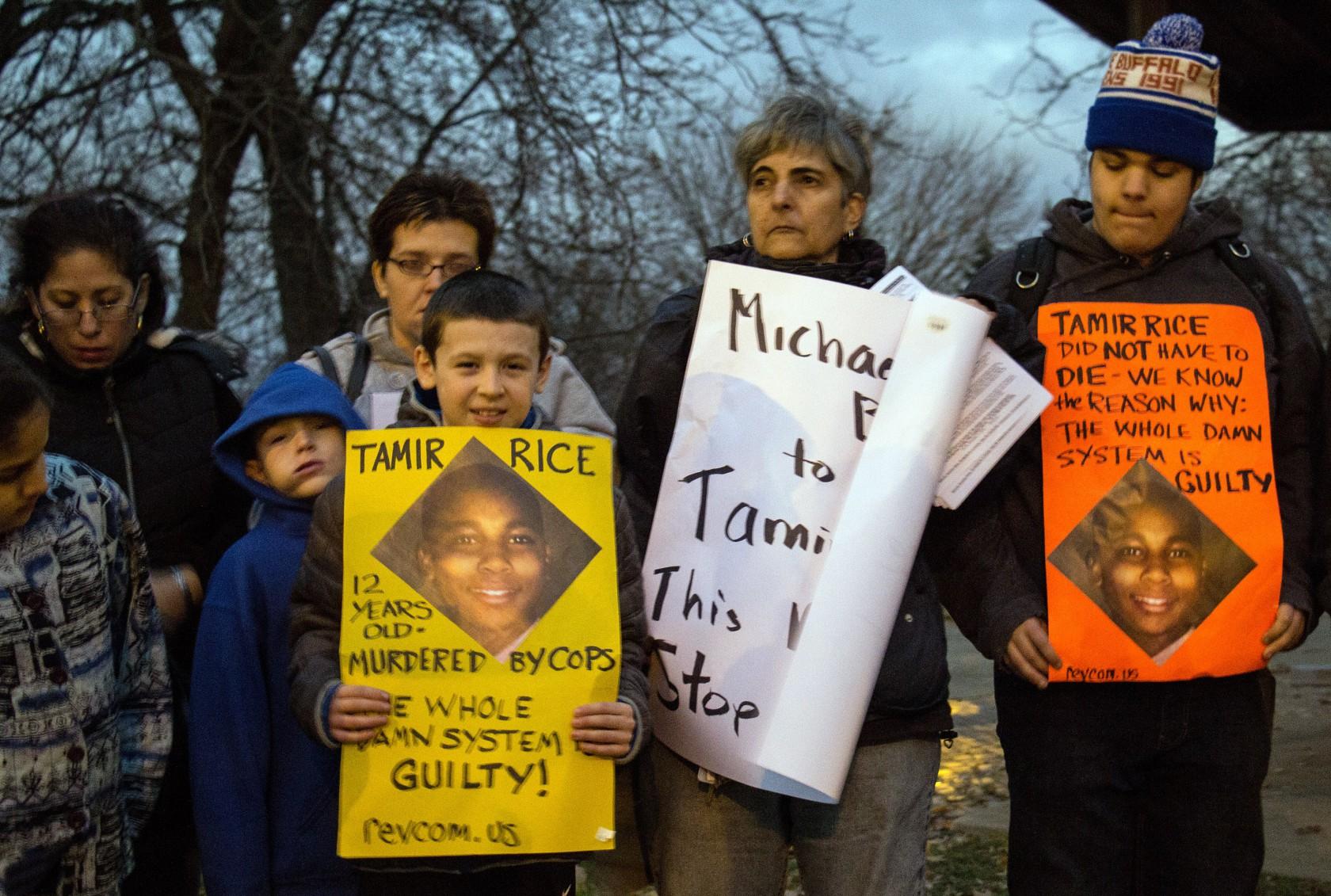 US-CRIME-POLICE-CHILDREN
