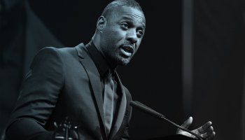 Idris Elba Filtered