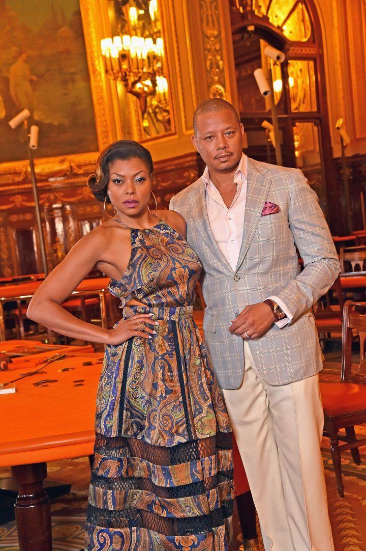 Taraji P.Henson & Terrence Howard