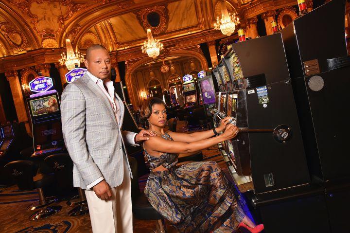 "Taraji P.Henson & Terrence Howard Spend Their ""Empire"" Cash"