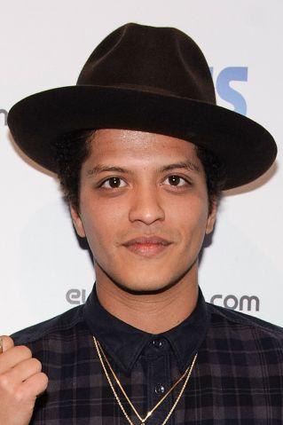 Bruno Mars Visits Elvis Duran Z100 Morning Show
