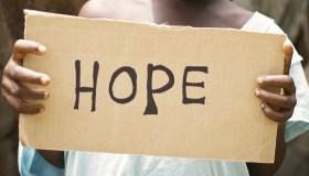 homeless boy hope