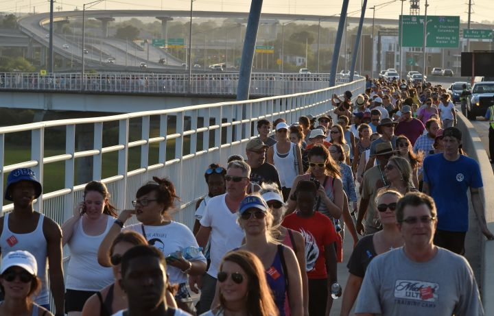 Charleston Marches Together