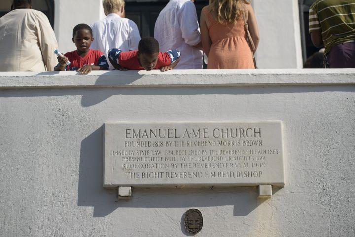 Spirits Still High At Emanuel AME Church