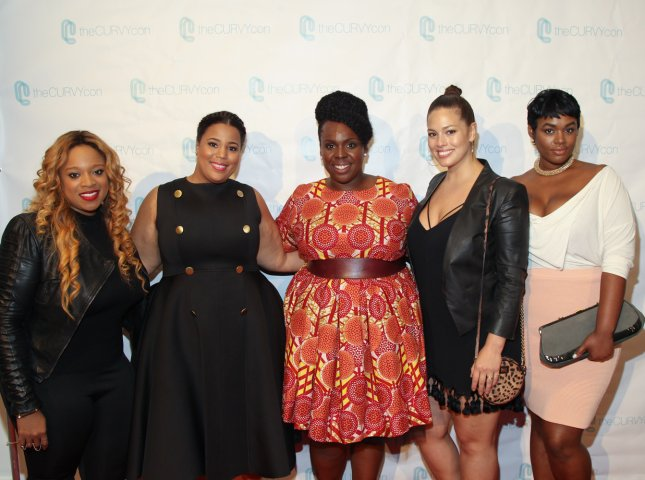 Kierra Sheard, Chastity Garner, Cece Olisa, Ashley Graham, Victoria
