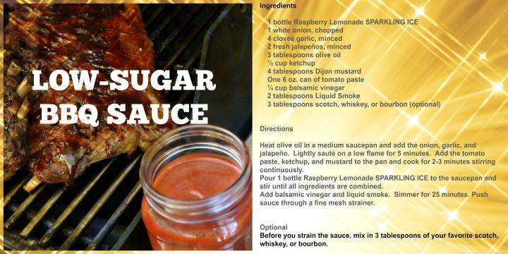 Low Sugar BBQ Sauce
