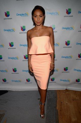 Celebrities On The Set Of Despierta America - June 24, 2015