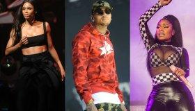 Ciara/ Chris Brown/ Nicki Minaj