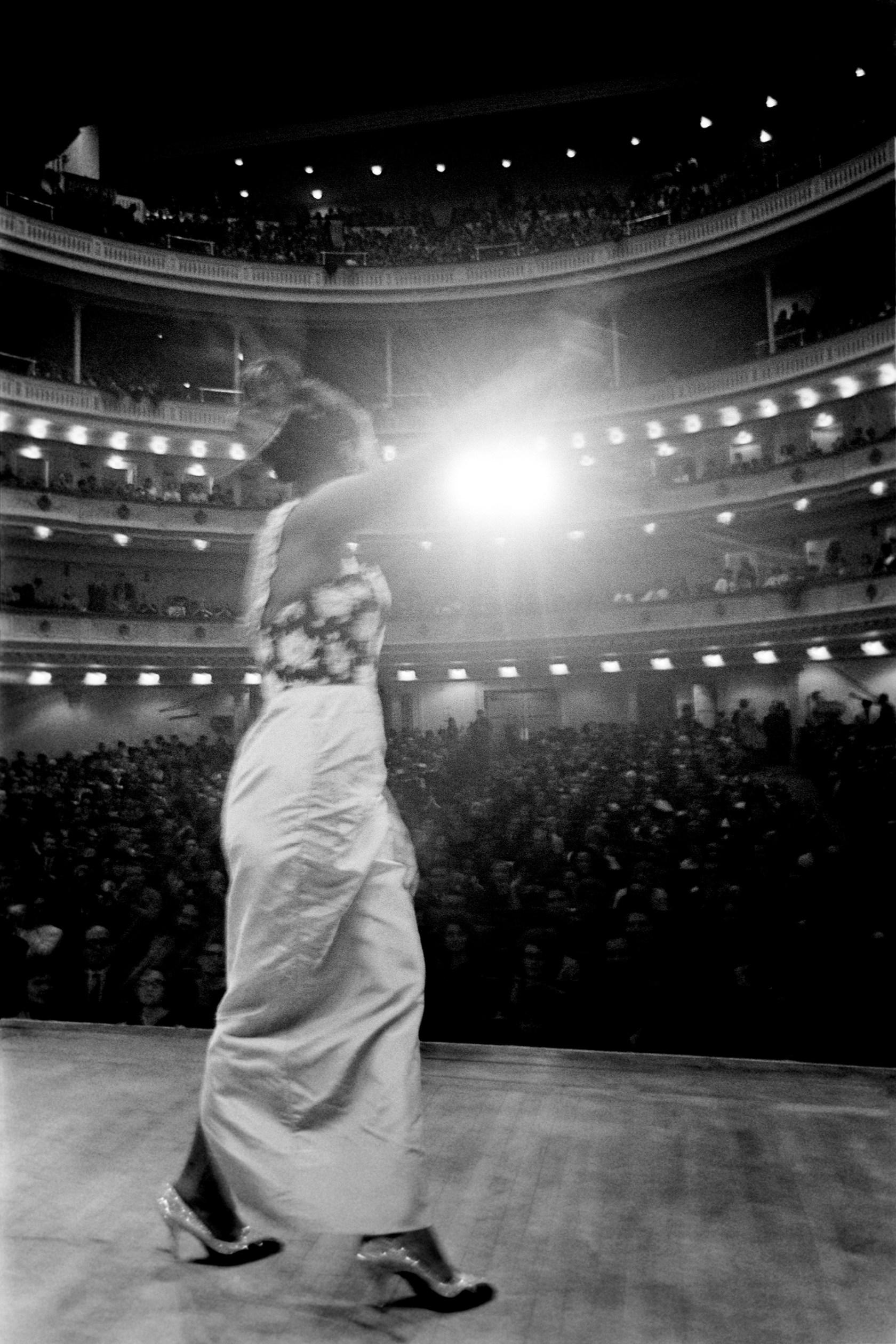 """Nina Simone in the Netflix original documentary """"What Happened, Miss Simone?"""