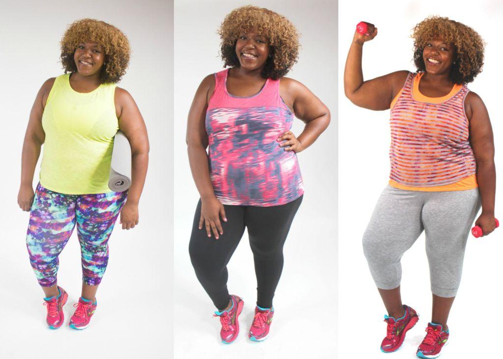 Fitness Fatshion