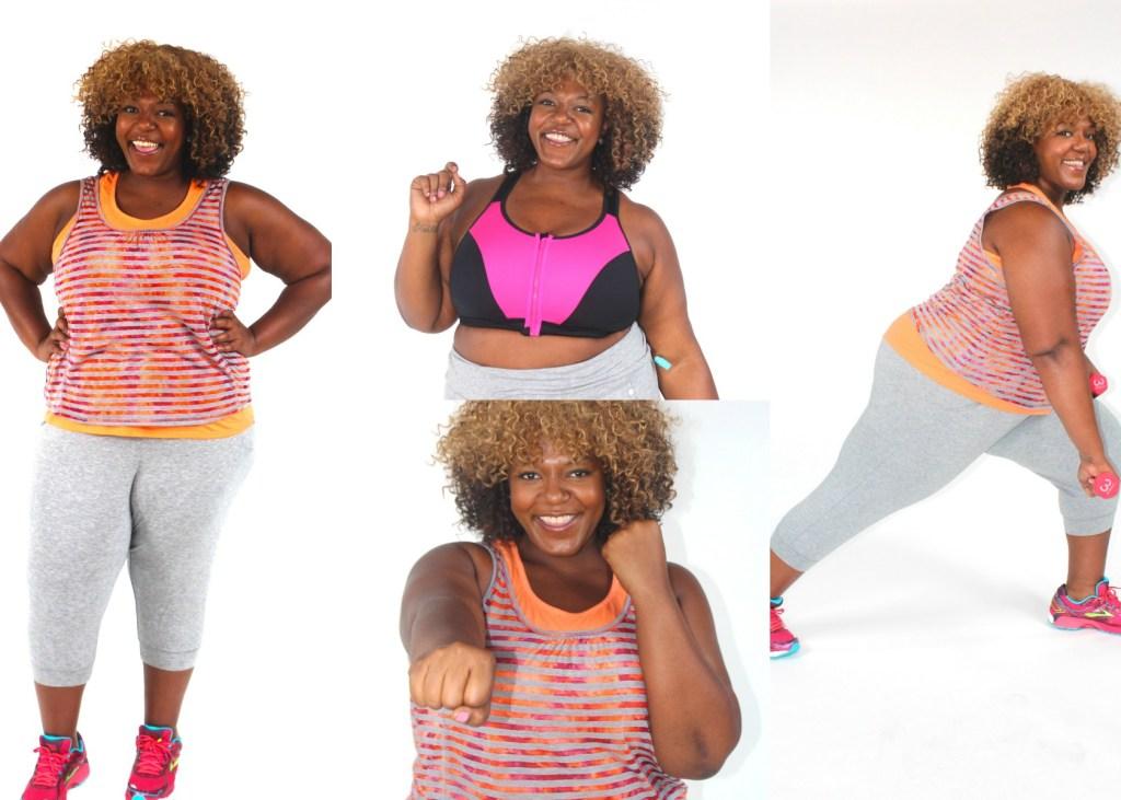 Lane Bryant Workout Clothes