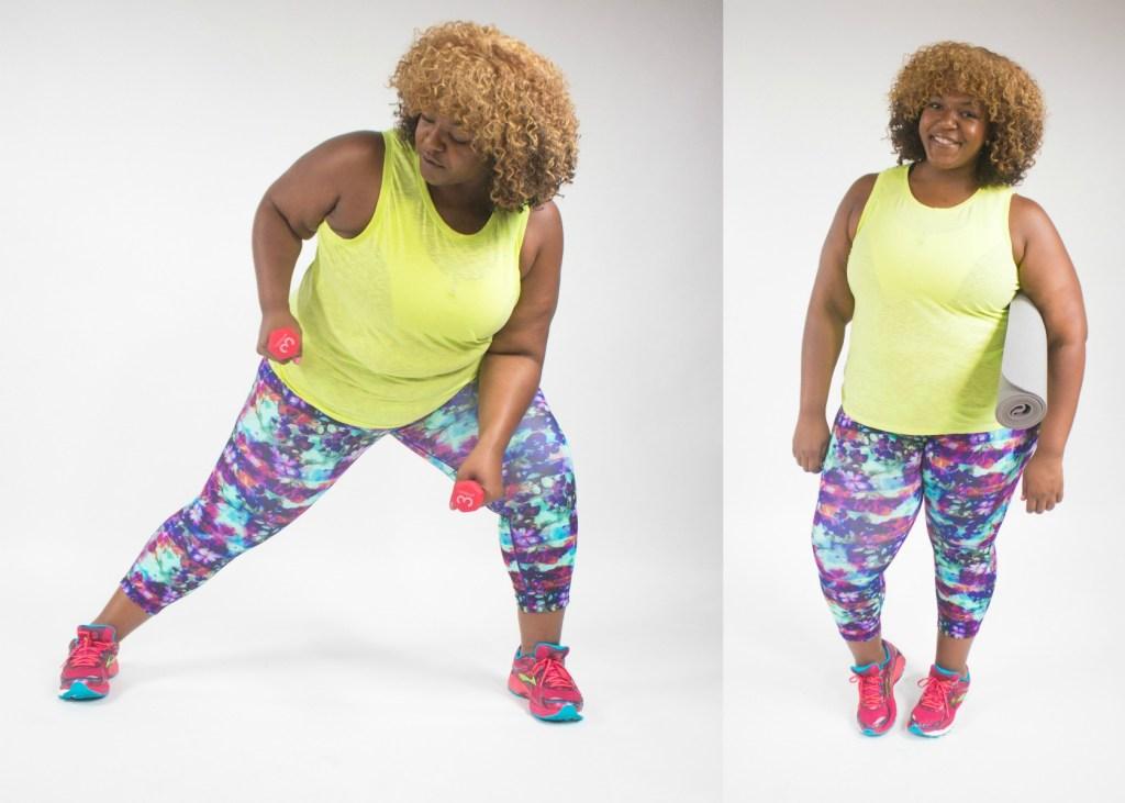 Athleta Fitness Fashion