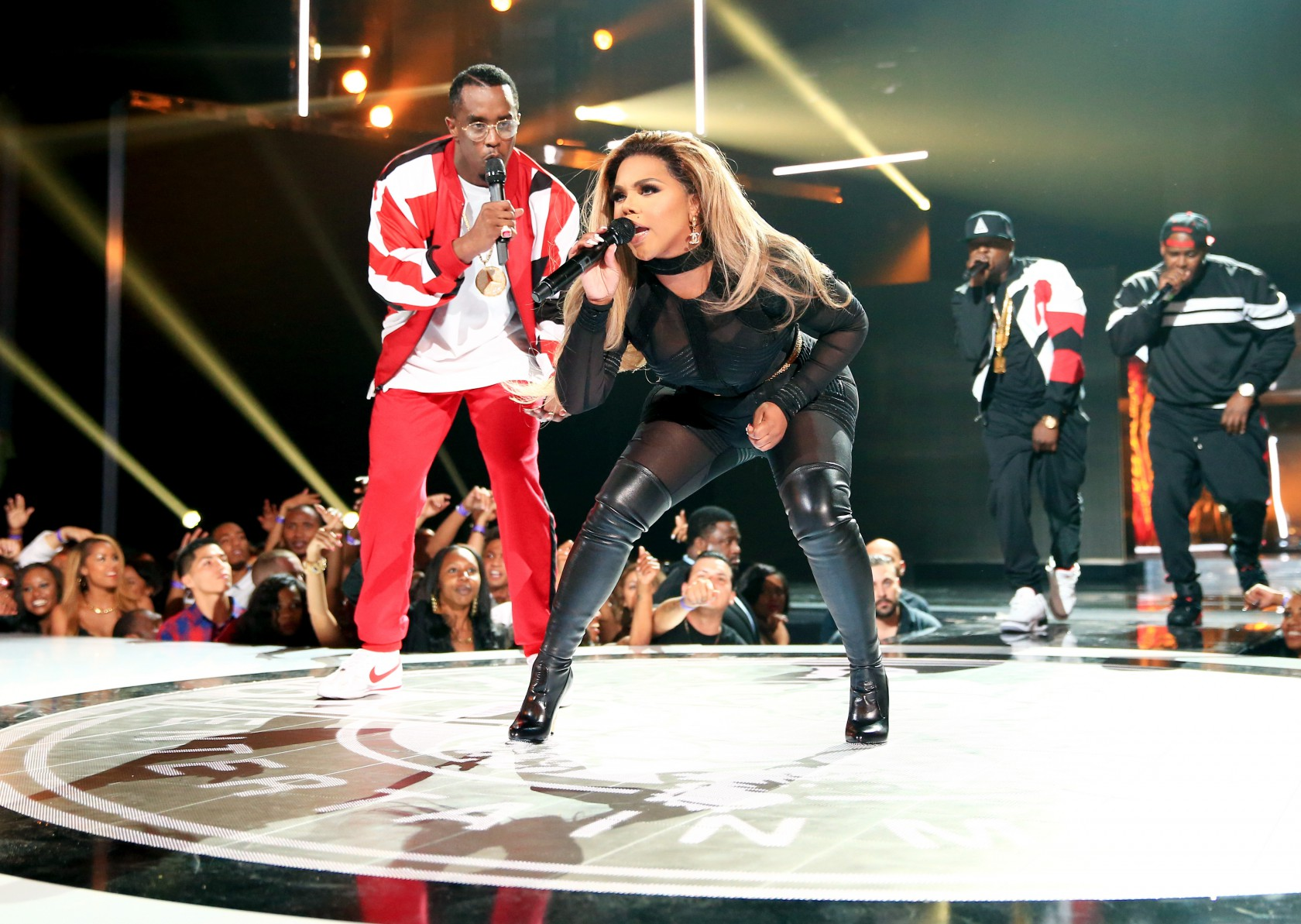 Tamar Braxton and K. Michelle Squash Fued, Set to Perform