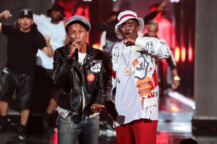 Pharrell & Diddy