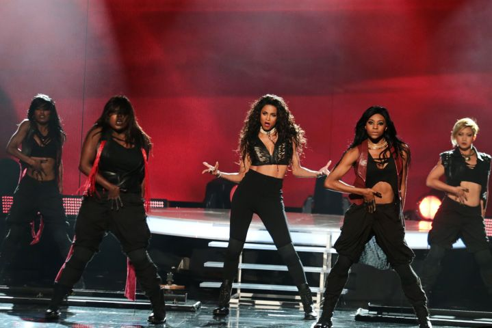 Ciara Channels Janet