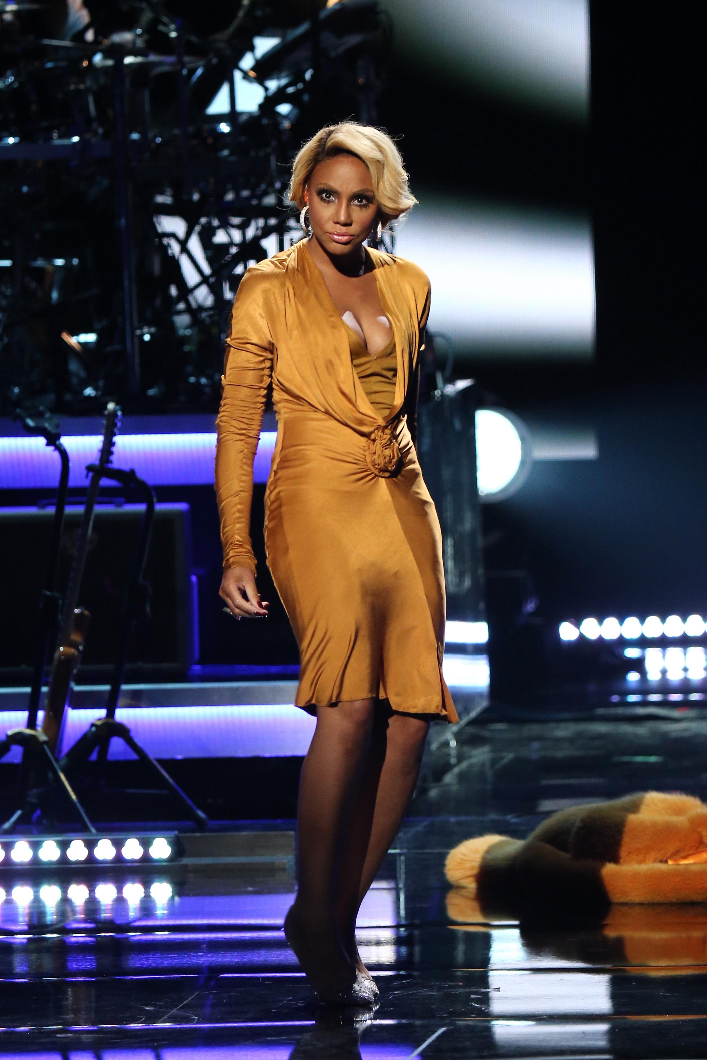 Tamar Braxton BET Awards