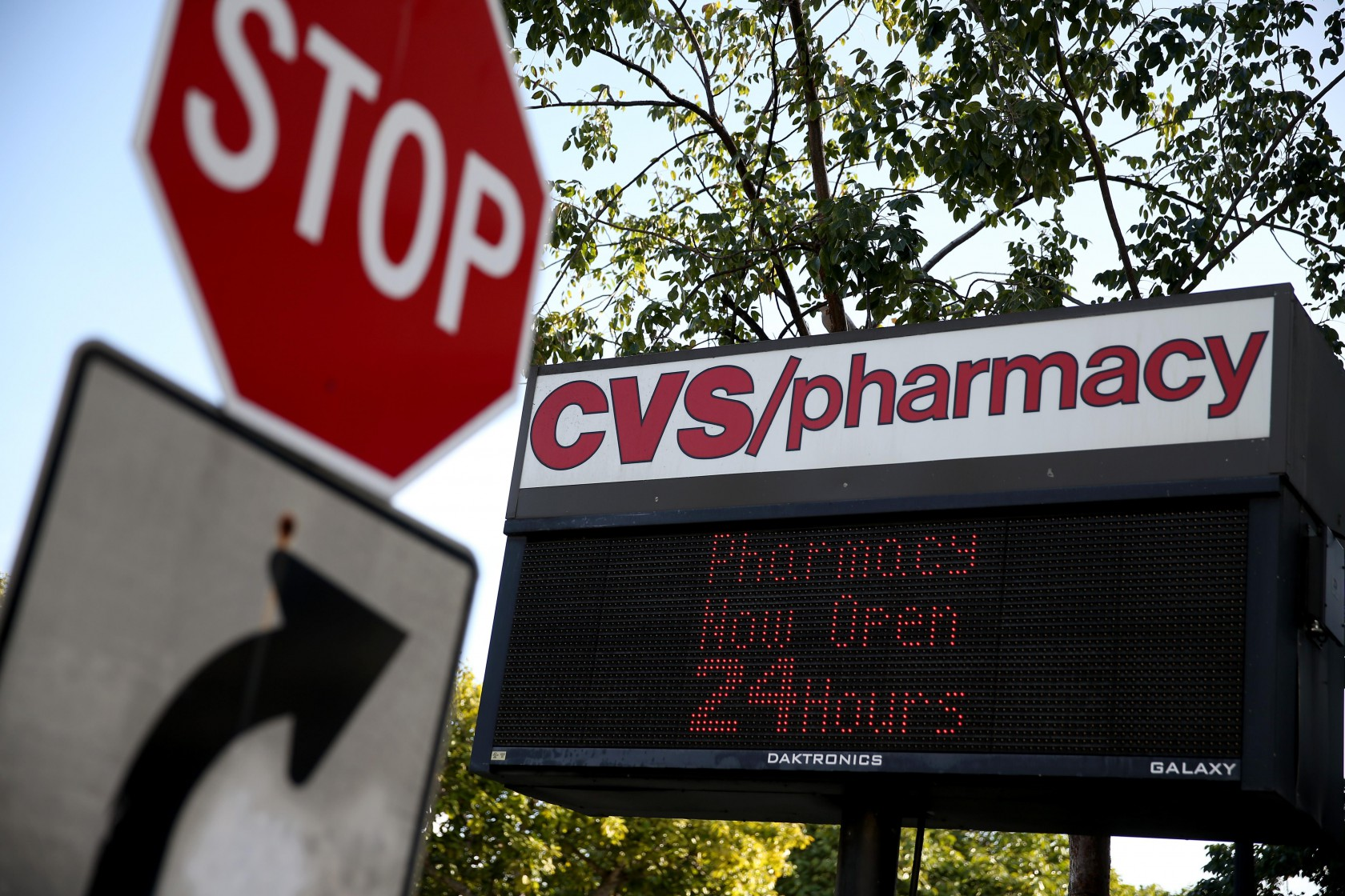 Drug Store Chain CVS Caremark Announces It Will Stop Selling Cigarettes