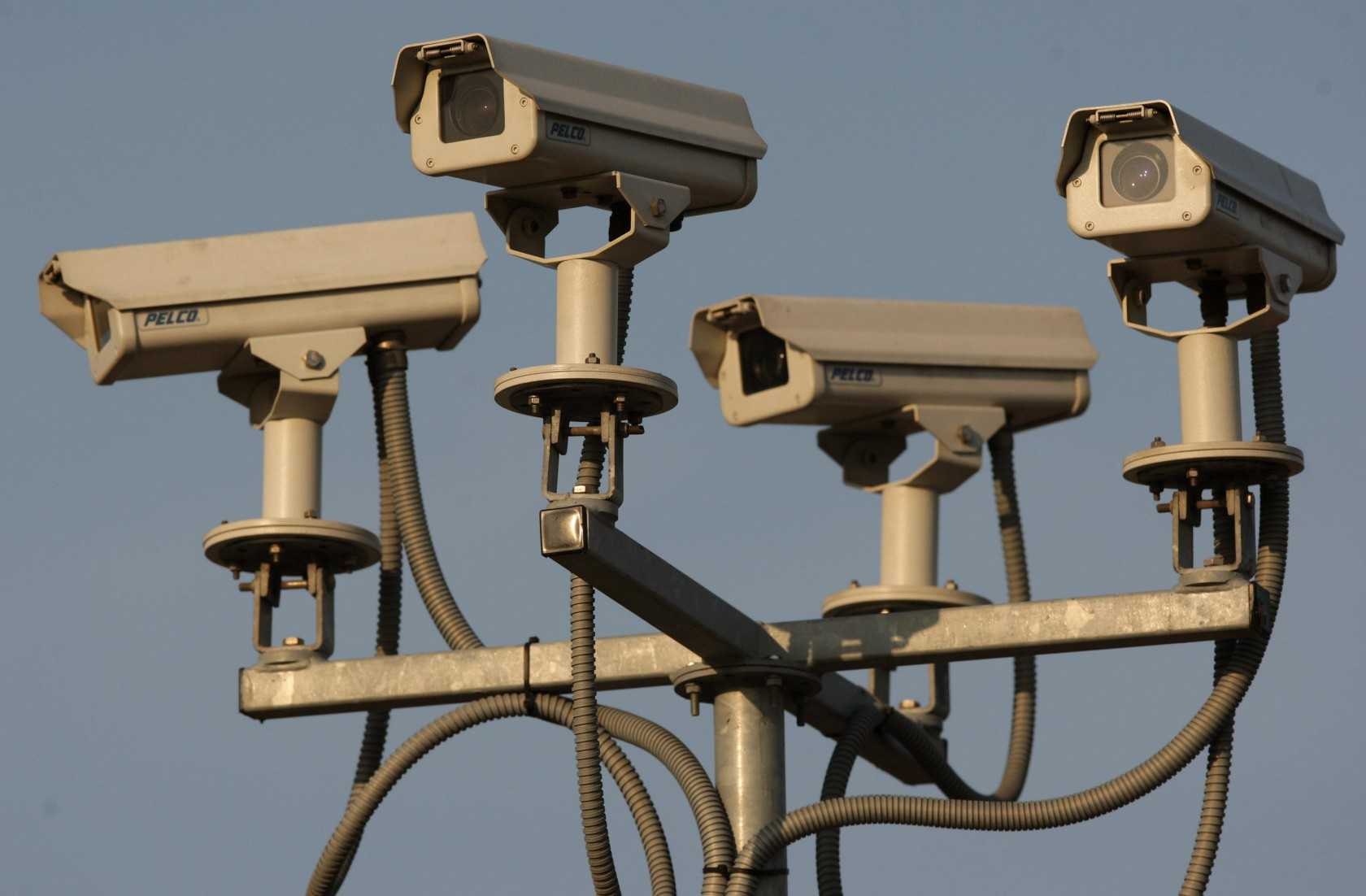 Numbers of Surveillance Cameras Continue to Rise