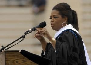 Oprah Winfrey, Duke University's 157th Commencement Ceremony