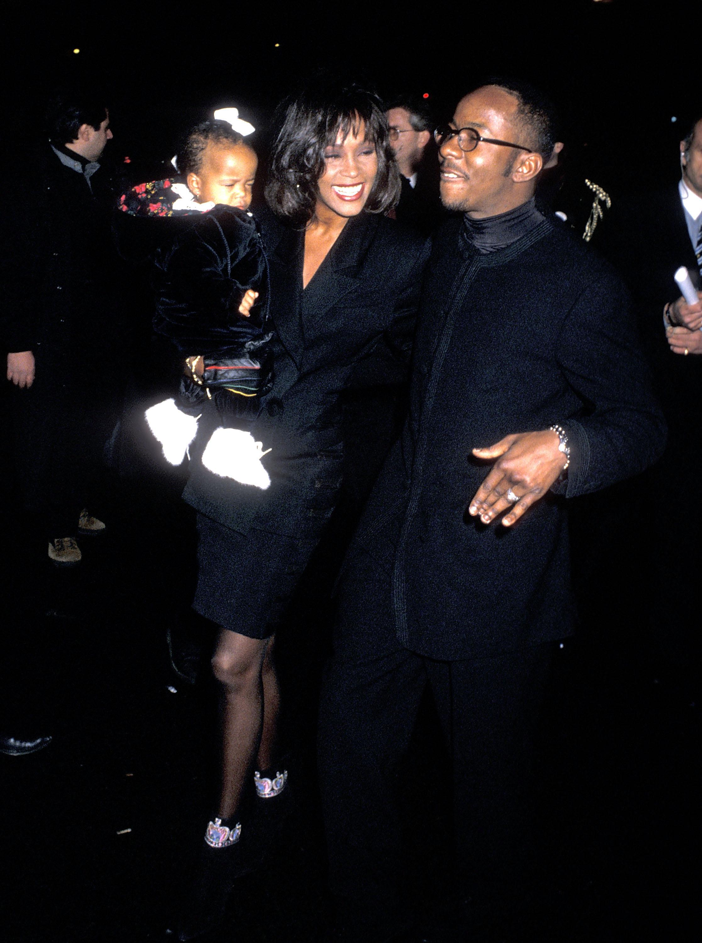Bobby Brown's 25th Birthday Party