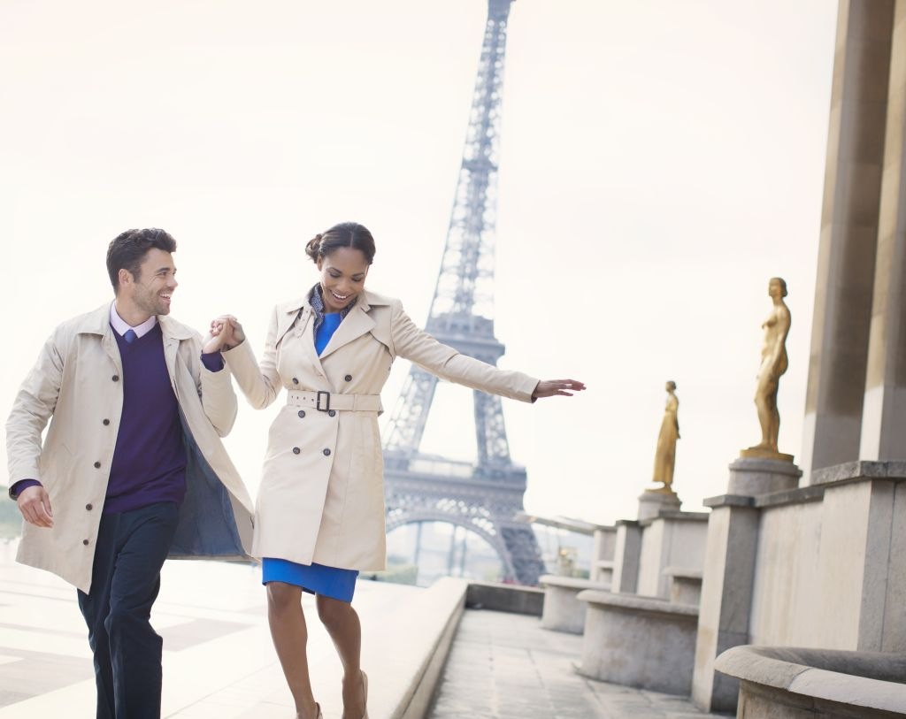 Couple In France