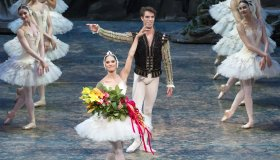 Misty Copeland/Swan Lake