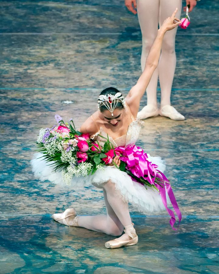 Misty Copeland Takes A Bow At Curtain Call