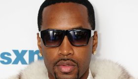 Celebrities Visit SiriusXM Studios - February 12, 2015