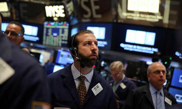 NY Stock Exchange Opens One Day After Stalled Trading And Major Losses