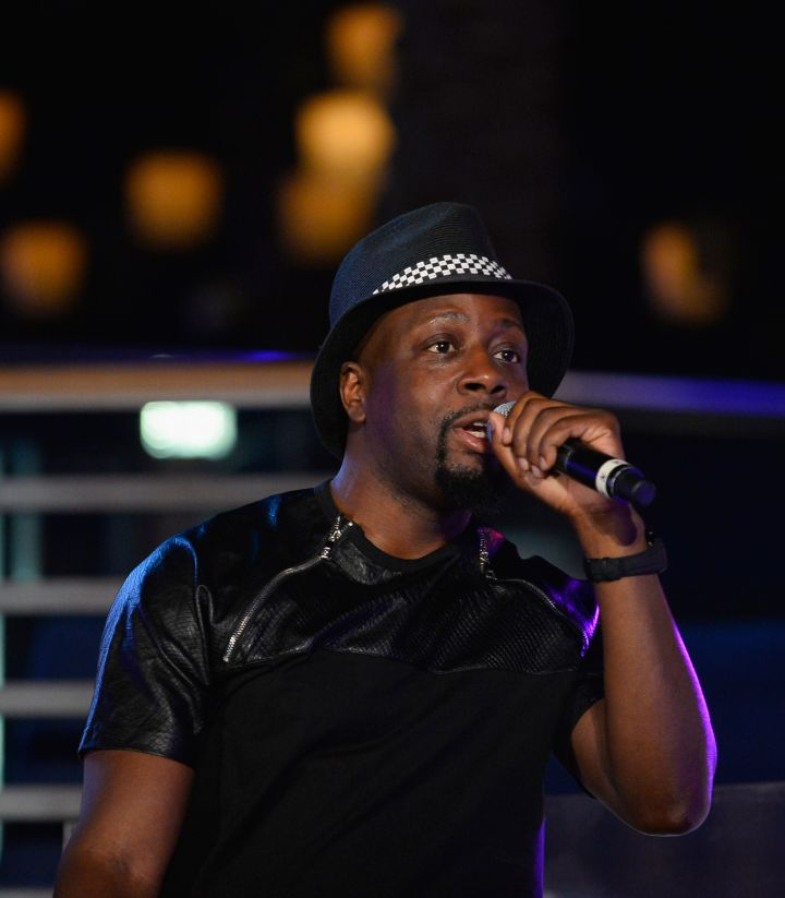 Wyclef Jean Performs At The Boulevard Pool at The Cosmopolitan of Las