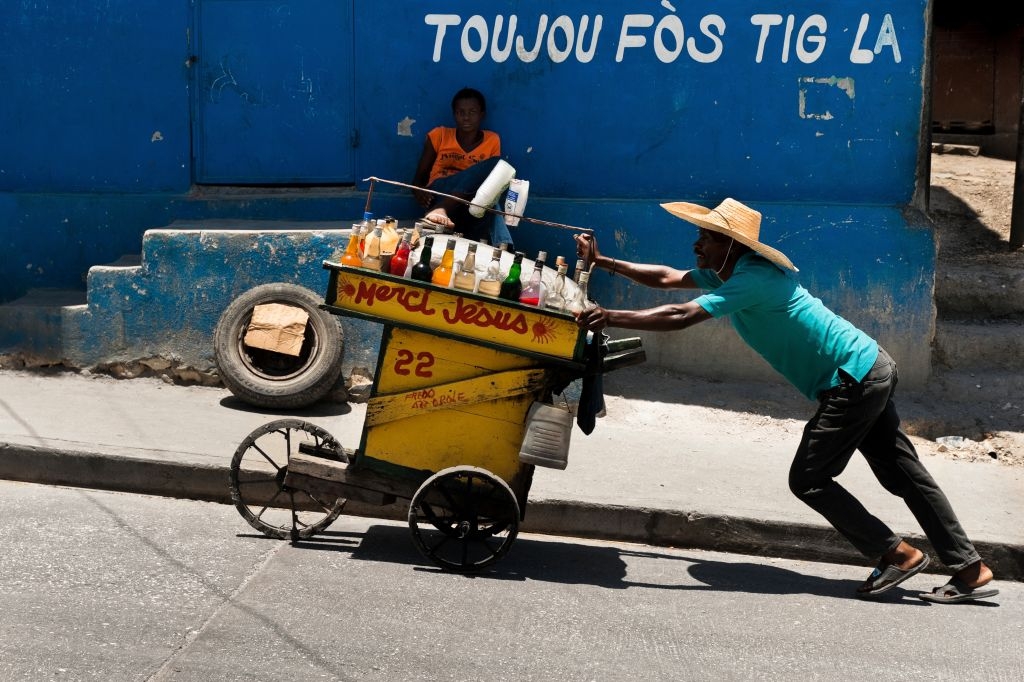 Hunger in Haiti