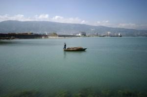 HAITI-ECONOMY-WHARF-WORKERS