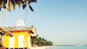 Beach House On Shore