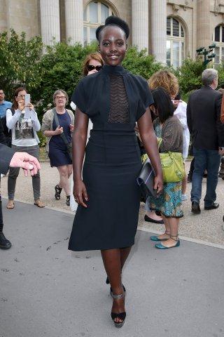 Maison Margiela : Outside Arrivals - Paris Fashion Week - Haute Couture Fall/Winter 2015/2016