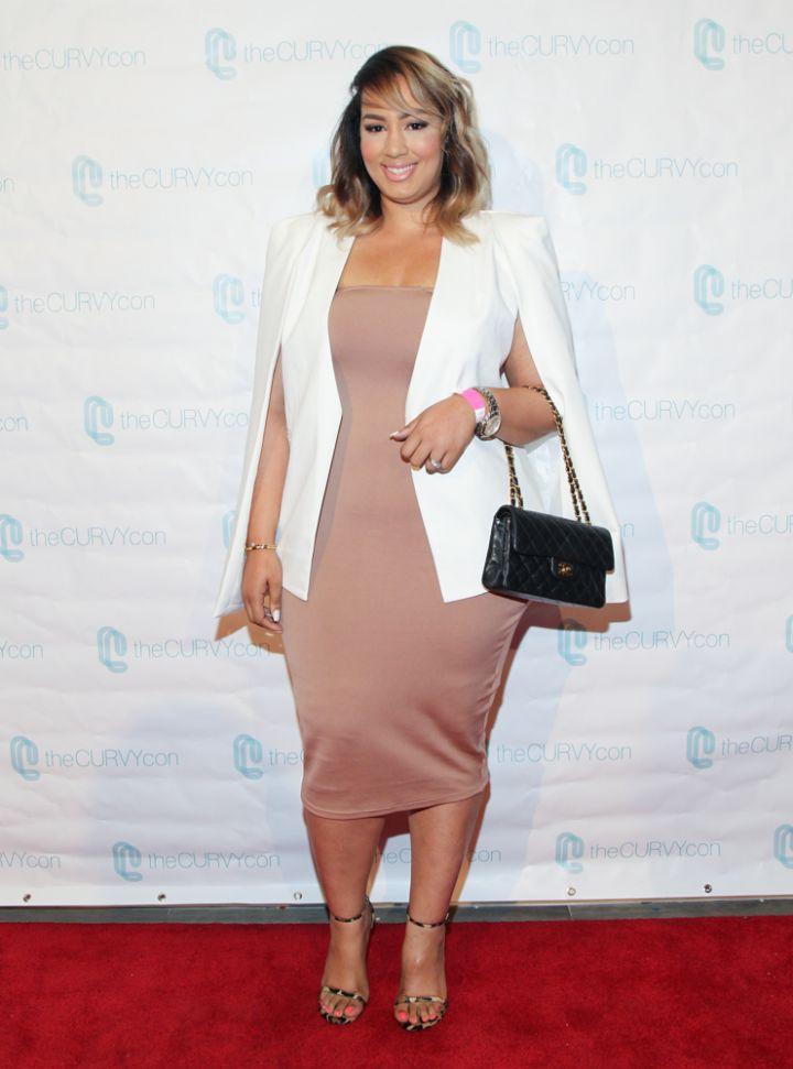 Rochelle Johnson of Beauticurve.com