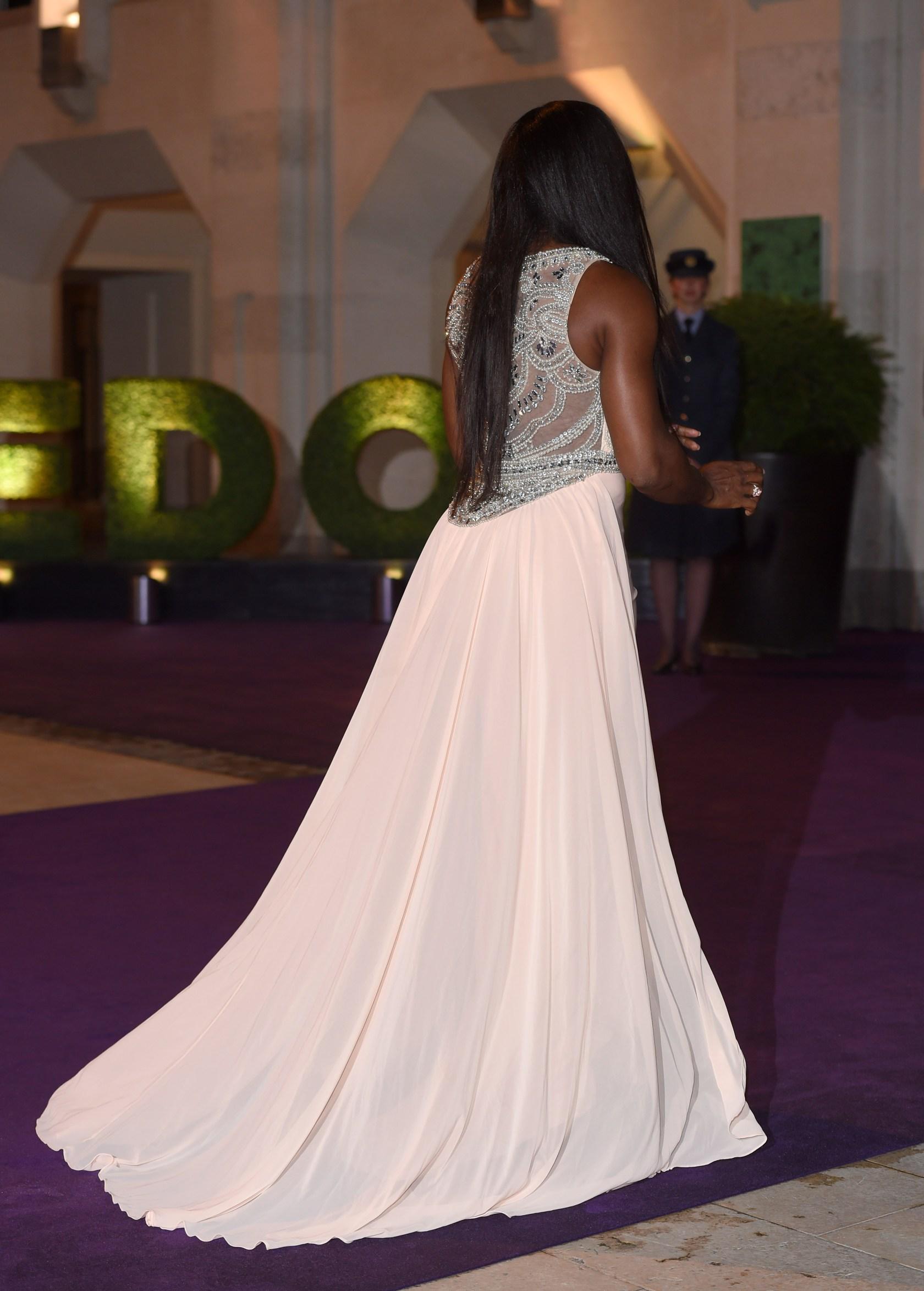 Wimbledon Champions Dinner - Red Carpet Arrivals