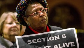 Voting Rights Act Supporters Rally In South Carolina