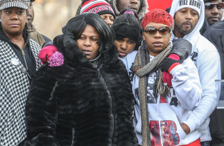 Social Justice – The Mothers Of Police Brutality Victims