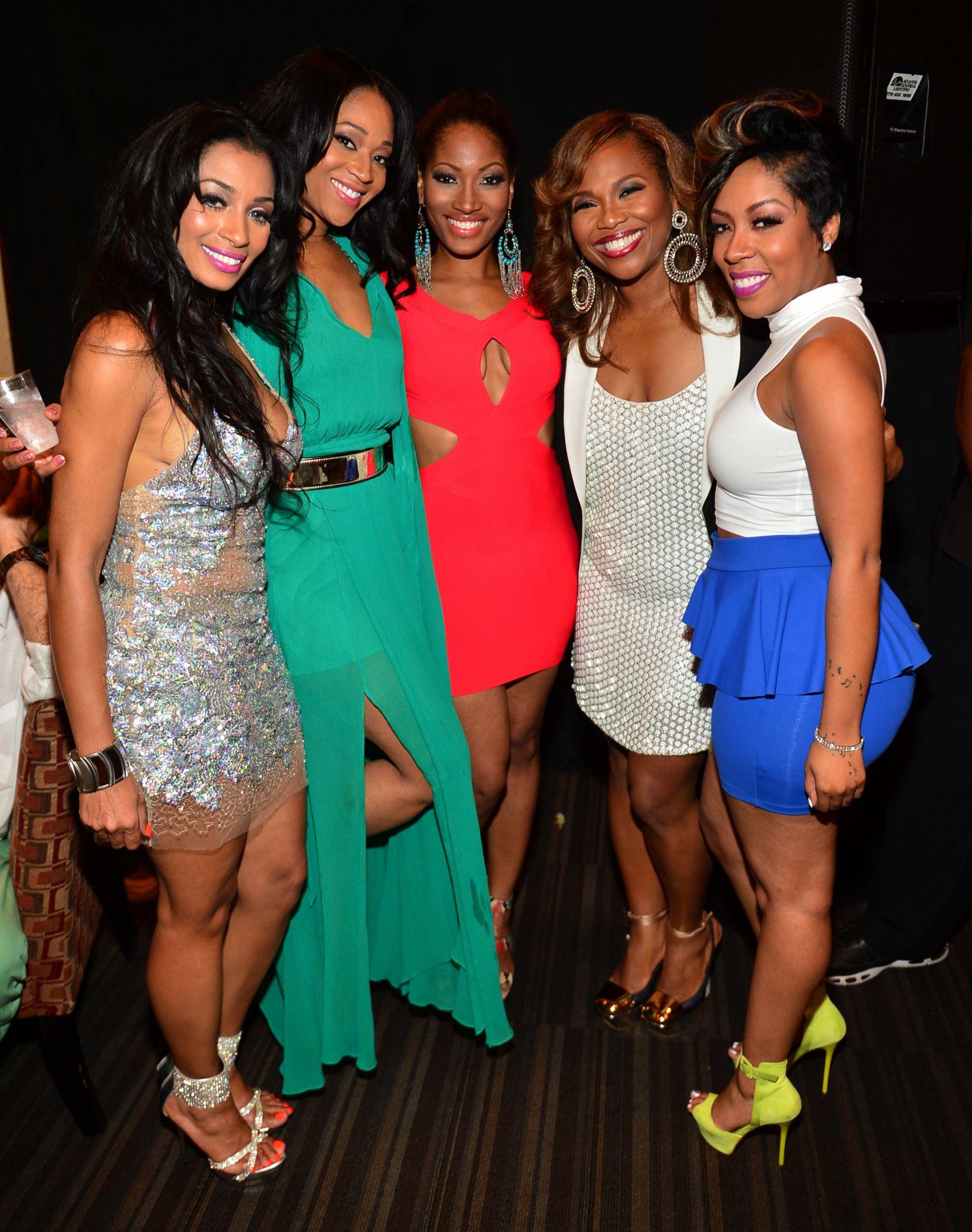 VH1 'Love And Hip Hop Atlanta' Premiere Party