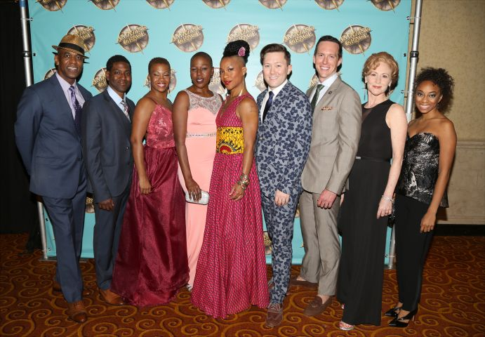 'Amazing Grace' Broadway Opening Night - After Party