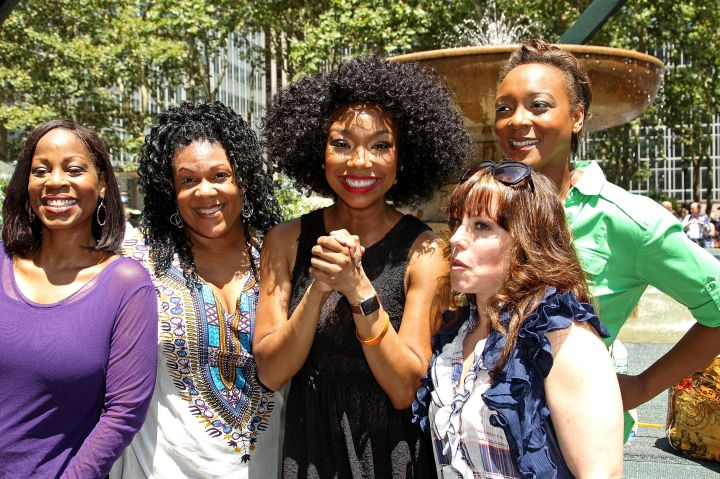'106.7 LITE FM's Broadway In Bryant Park - July, 16th 2015