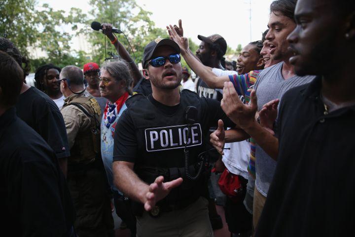 Inside a KKK Rally
